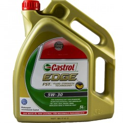 ACEITE CASTROL EDGE 5W30 5 Lt