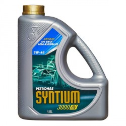ACEITE SYNTIUM 3000 AV 5W40 5 Lt