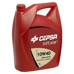 CEPSA STAR 10W40 5 LT